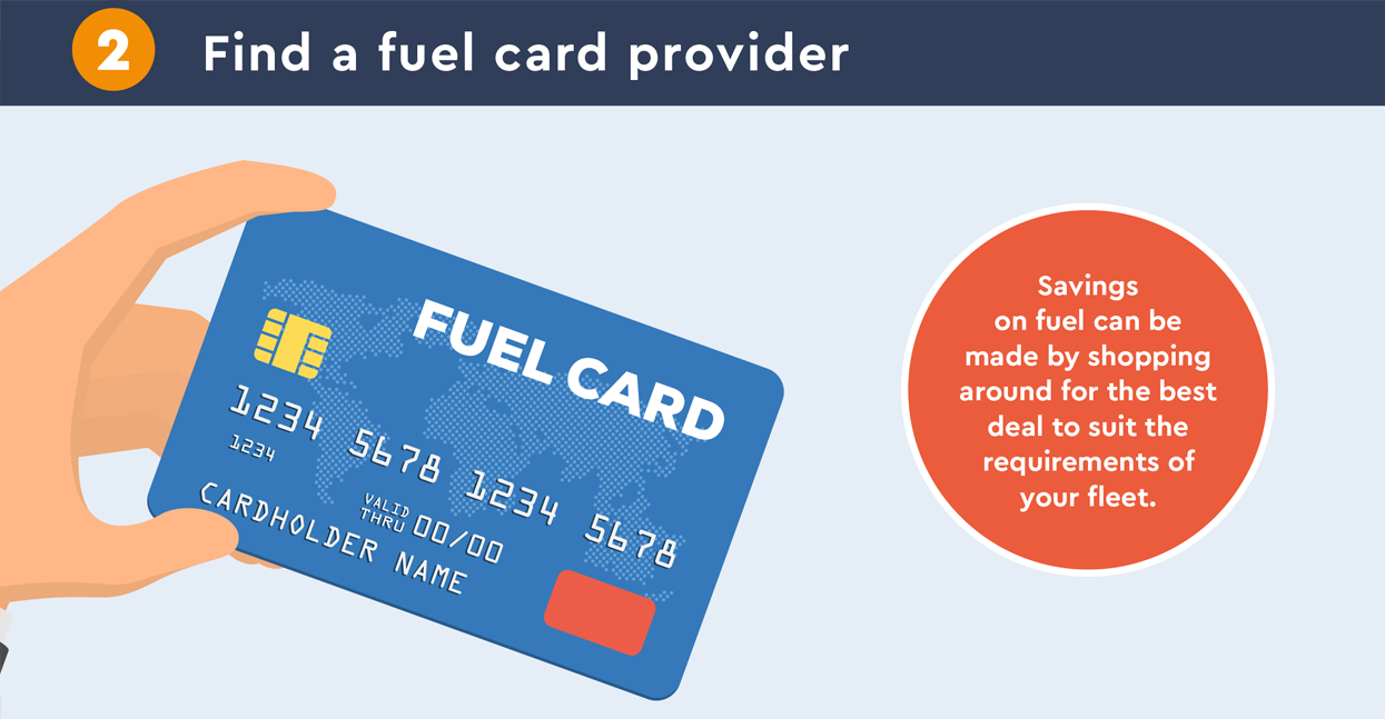 find a fuel card provider