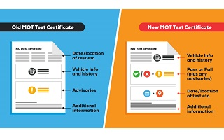 MOT Changes 2018 – The New Rules & Procedures