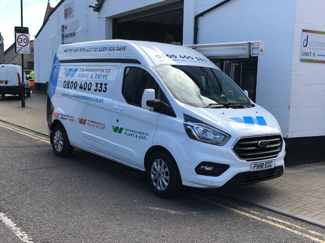 TWC Home & Drive New Van
